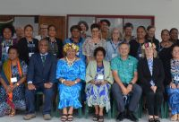 Meeting 2018 – Rarotonga, Cook Islands